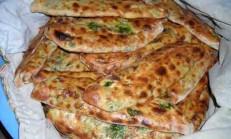 Ispanaklı Çörek