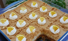 Limonlu Yaz Tatlısı