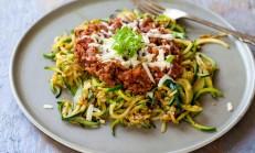 Hafif ve Sağlıklı: Kıymalı Kabak Spagetti