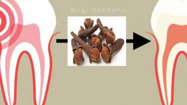 Diş Ağrısına Zeytinyağlı Karanfil ile Son