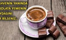 Kahvenin Yanında Çikolata Yemenin Faydasını Bir Bilseniz