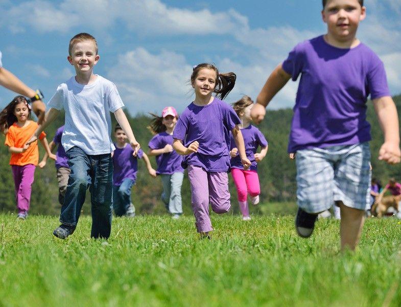 Çocuklarda Fiziksel Aktivite