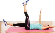 Karın Kaslarını Sıkılaştıran Egzersizler