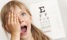 Çocuklarda Göz Muayenesi