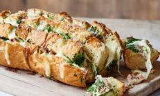 Alışkanlık Yapacak Bir Çörek-Haftasonu Kahvaltısı-Garlic Bread
