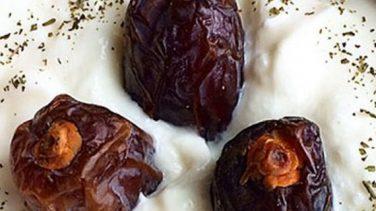 Hurmayı Yoğurtla Beraber Yiyin 1 Haftada 7 Kilo Verin Göbek Yağlarından Kurtul