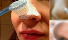 Diş macunu ile burun küçültme işlemi yapmak mümkün mü?