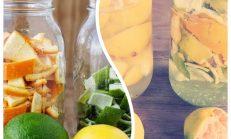 Portakal, Mandalina, Limon Kabuğu Sirkesi