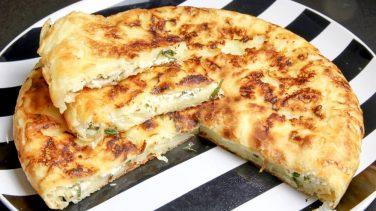 Tavada Kolay Peynirli Börek Tarifi