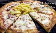 Tepsi Pizzası Tarifi