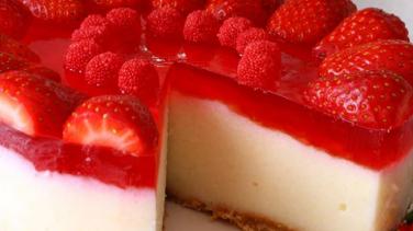 Yalancı cheesecake