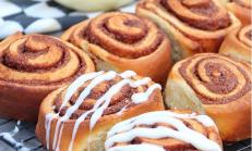 Cinnamon rolls (tarçınlı rulo)