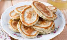 Haşhaşlı Pancake