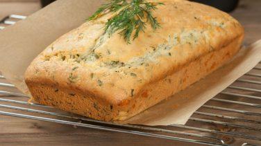 Peynir de Yakışır: Dereotlu Kek Tarifi