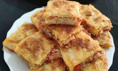 Çıtır Çıtır: Patlıcanlı Kıymalı Börek Tarifi