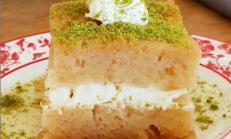 Ekmek Kadayıfı Tarifi